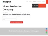 Creative Video Production Company in Singapore