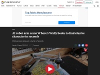 https://www.independent.co.uk/life-style/gadgets-and-tech/wheres-wally-waldo-video-robot-ai-artificial-intelligence-arm-redpepper-rasberrypi-a8487596.html