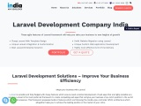 Top Laravel Development Company India