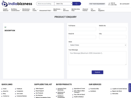 Buy Food and Beverages Processing Machinery Online – Food & Beverages Products Machinery Suppliers D