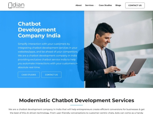 Looking for Chatbot Development Company?