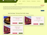 Special Train Packages – Luxury Trains In India – Indian Panorama