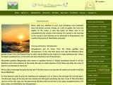 South Indian – Tourist Attractions – Tamil Nadu – Sunrise And Sunset – Kanyakumari – Indian Panorama