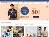 Buy Men's Clothing & Accessories Online – Indian Terrain