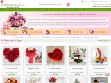 Send Online Flowers Bouquet to Kanpur Today within 3-4 Hours at Rs. 299