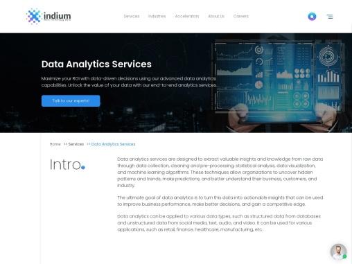 Data Analytics Services Companies in UK