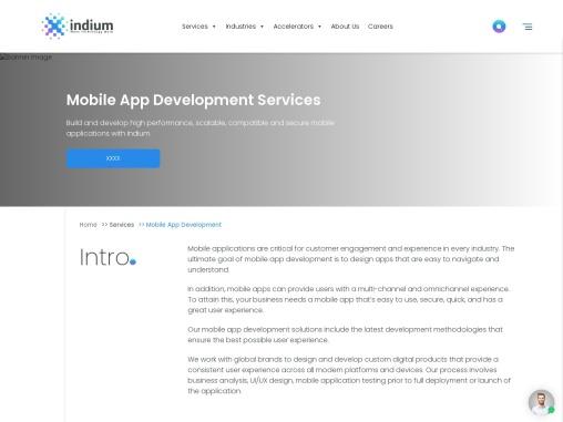 Mobile App Development Services in Singapore