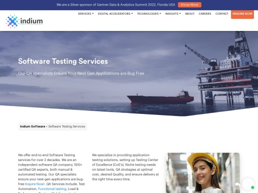 Software Testing Services in UK