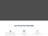 Virtual Event, Indotek.id 0812-9615-1115