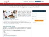 Full Body Checkup   Book Master Health Checkup At Home