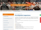 Pre-shipment inspections | Industry Experts