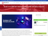 Build an Incredible NFT Marketplace like Rarible with highly Integrated features