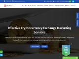 Elevate your business pitch with Cryptocurrency Exchange Marketing Service
