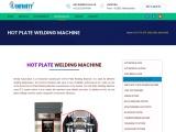Hot Plate Welding Machine | Plastic Welding Machine – Infinity Automation