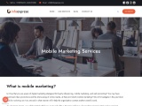 Mobile Marketing Services in Bangalore