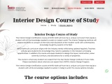 One Year Certification Courses In Interior Designing Pune at INIFD Pune Kothrud