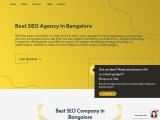best SEO agency in Bangalore