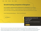 Growth Hacking Companies in Bangalore