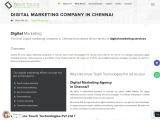 Best Digital Marketing Companies In Chennai