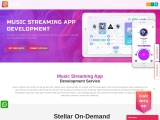 Music Streaming App – A Robust And Power-Packed Music Application!