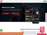 Netflix Clone – A High-Quality Video Streaming Application For Your Business!