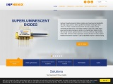 Designs and Manufactures Lasers and Light Sources