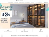 Fitted Wardrobes UK | Built-In Wardrobes | Inspired Elements