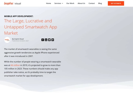 Don't Ignore Wearables When Developing An App