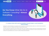 IT Consulting Services | IT Consulting Company