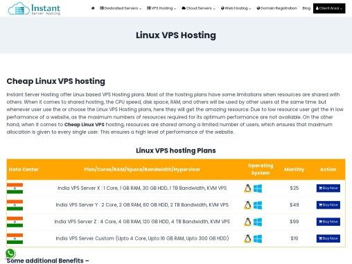 Onlive Server Comes Astonishing Functionality for Cheap Linux VPS