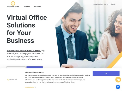 Intelligent Office – Virtual Office Solutions
