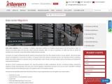 Data Center Relocations plan – Interem