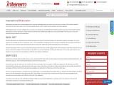 International Relocation companies – Interem