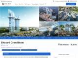 Bhutani Grandthum   Best commercial project in Greater Noida   Invest Mango