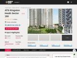 ATS Kingston Heath Noida Floor Plan