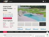 Godrej Golf Links Greater Noida Possession