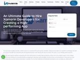 Hire xamarin developer || inwizards