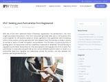 Partnership Firm Registration Services in India