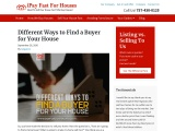 Different Ways to Find a Buyer for Your House