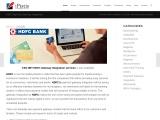 HDFC Payment Gateway | HDFC Payment Gateway Integration