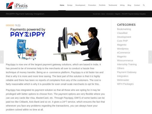 Payzippy payment gateway | Payzippy payment gateway integration