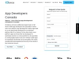 Top Mobile App Development Company Canada