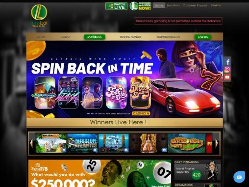 Poker Game Bahamas -Island Luck
