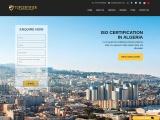 ISO, CE Mark, VAPT & HACCP Certification Company in Algeria