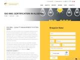 ISO 9001 certification consultancy in Algeria