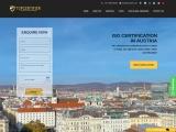 ISO Certification in Austria region   TopCertifier