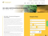 ISO 14001 Certification Consulting Services in Bahrain