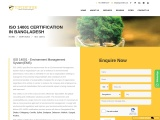 ISO 14001 Certification in Bangladesh    Free Consultation