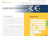 CE Mark Certification in Cambodia