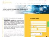 ISO 27001 CERTIFICATION IN DENMARK   TOPCERTIFIER